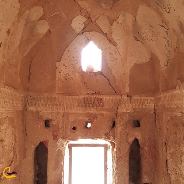 معماری مسجد جامع بردستان