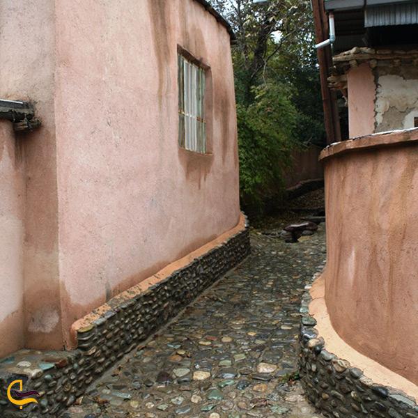 تصویر زیبا از گرمابه روستای ورده
