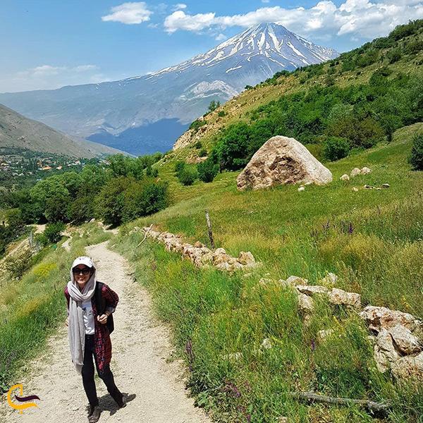 مناظر زیبای دشت آزو روستای نوا