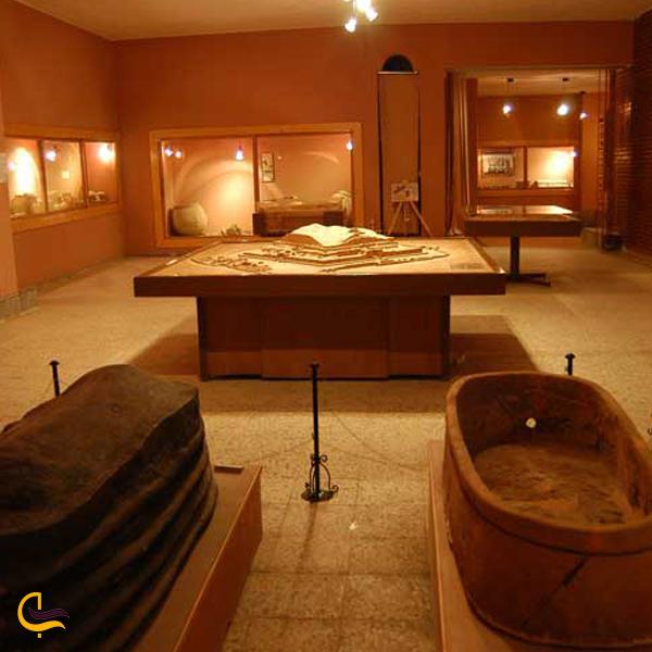 نمایی از موزه بهبهان خرمشهر