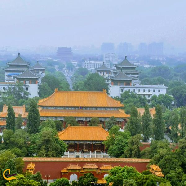 تصویری از طبیعت پکن