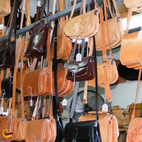 تصویری از کیف بازار بزرگ استانبول