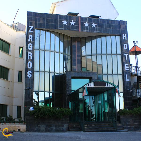 تصویری از هتل بین المللی زاگرس بروجرد
