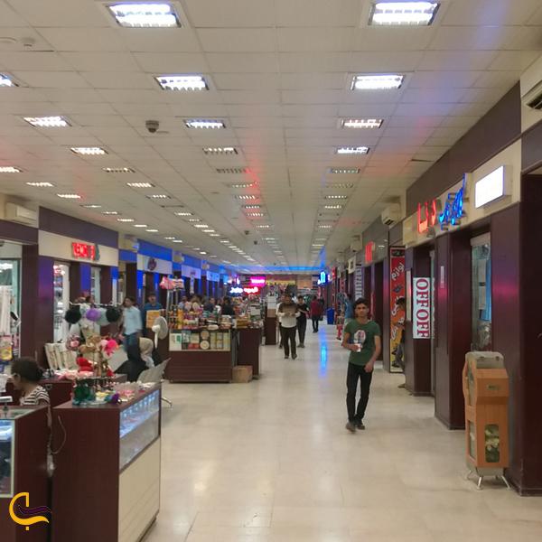 تصویری از مرکز خرید اروند خرمشهر