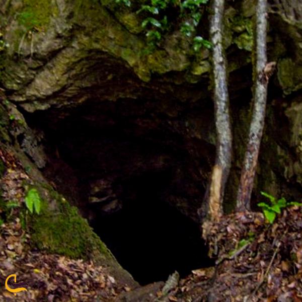 تصویری از غار خون فوشه فومن