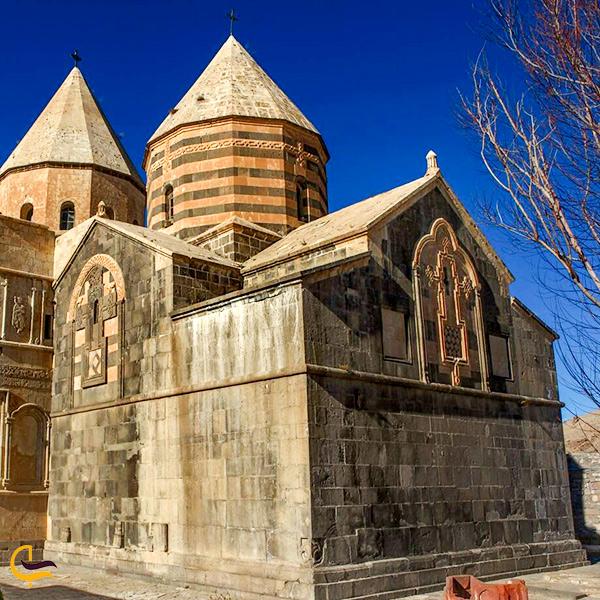 نمایی از کلیسا تهران