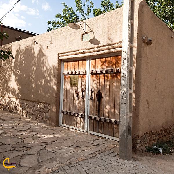 تصویری از اقامتگاه بوم گردی ماژان
