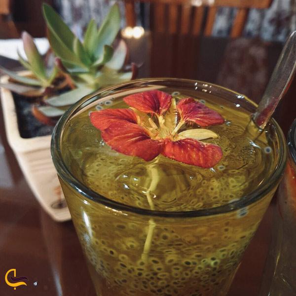 تصویری از نوشیدنی کافه عمارت پدری تهران