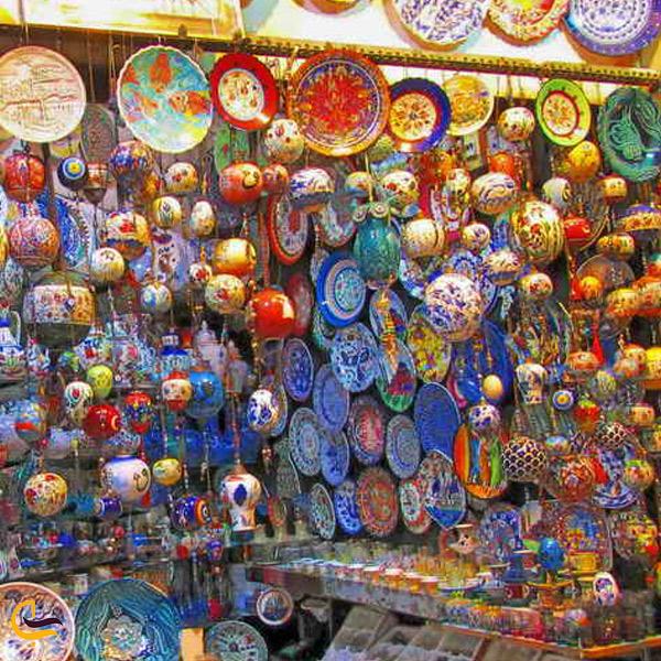تصویری از کلکسیون بازار بزرگ استانبول