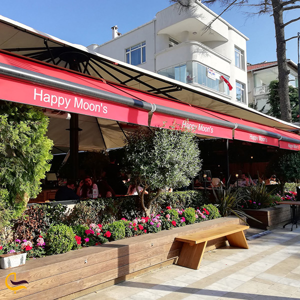 رستوران هپی مونز استانبول