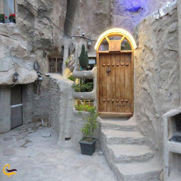 اقامتگاه بوم گردی هما در روستای کندوان تبریز