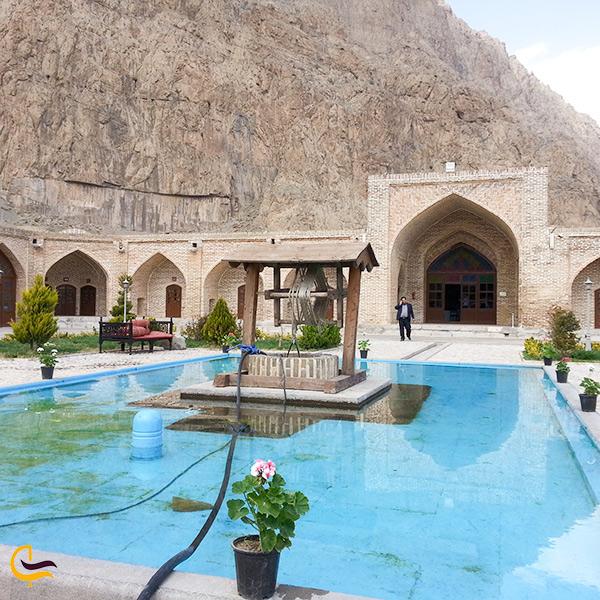 تصویری از ختل لاله بیستون کرمانشاه
