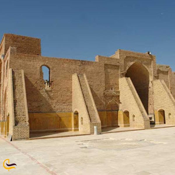 تصویری از امامزاده احمد بن علی موسی