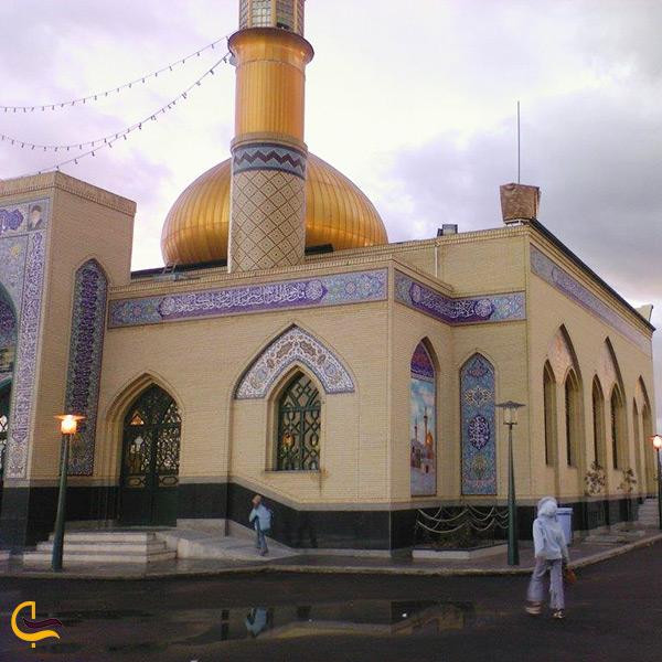 امامزاده غریب حسن ارومیه