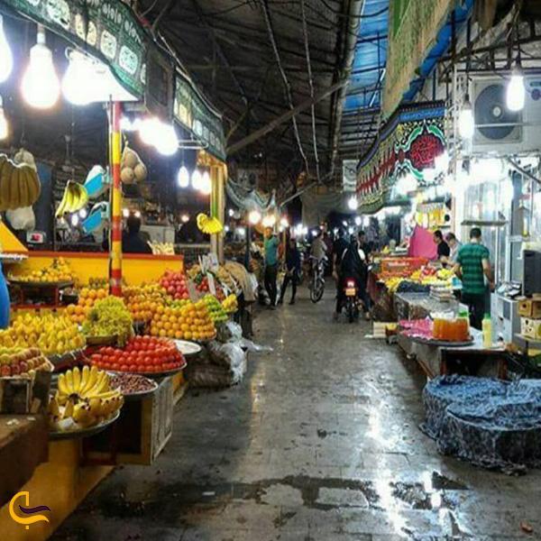 تصویری از بازار صفا خرمشهر
