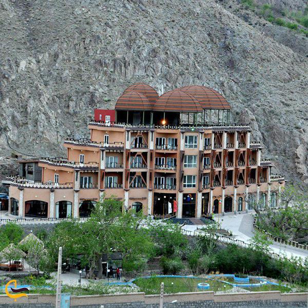 هتل کوهستان بهترین هتل بیرجند