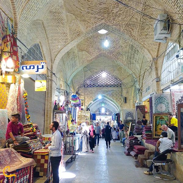 راسته شمالی بازار وکیل شیراز