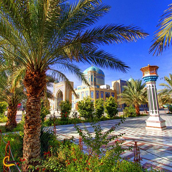 تصویر امامزاده حسین بن موسی طبس