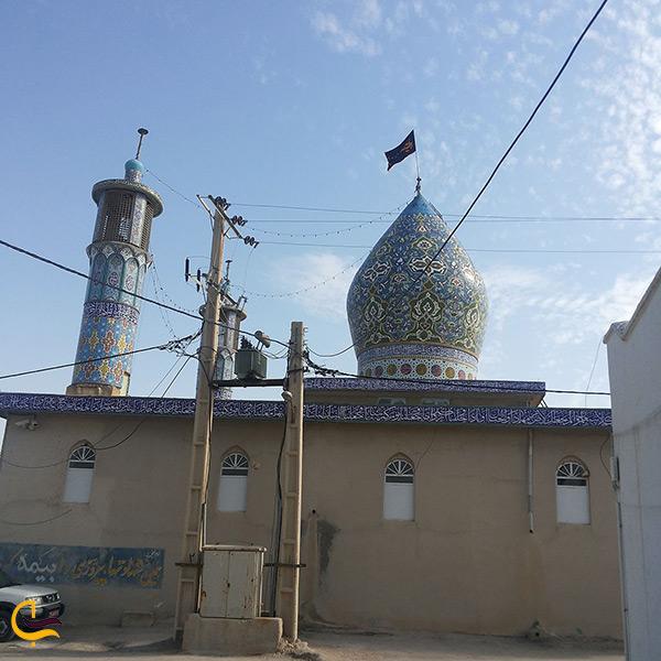 تصویرامامزاده سید حسین بن امیر کازرون