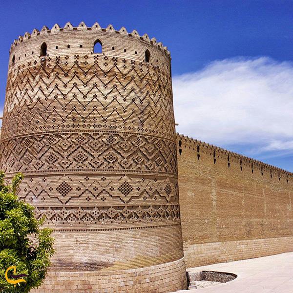 تصویر ارگ کریم خان شیراز