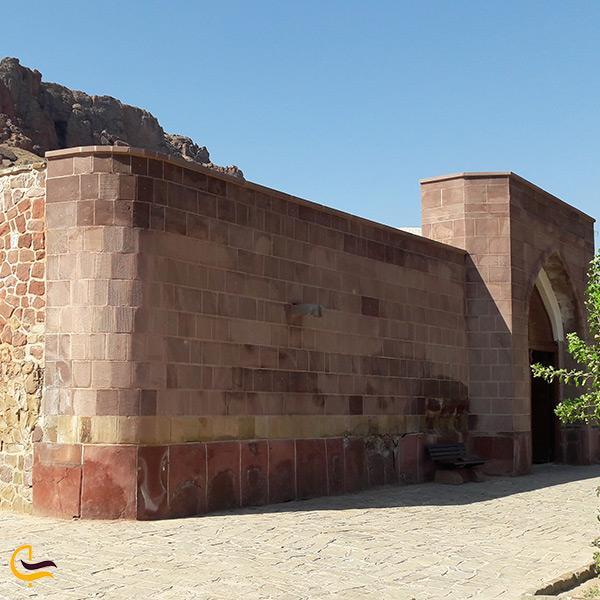تصویر کاروانسرای خواجه نظر جلفا