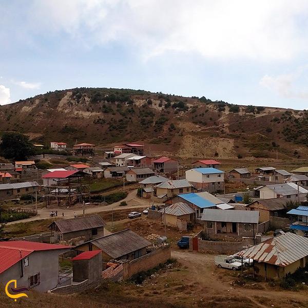 تصویر روستای کلا در نکا هزار جریب
