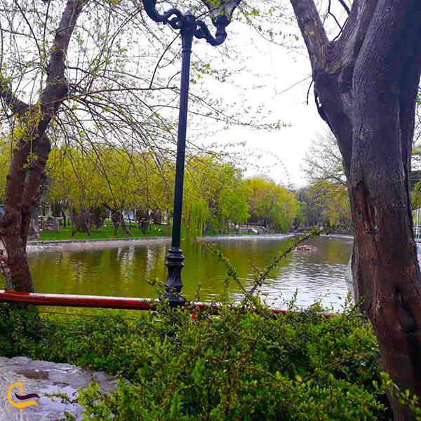 تصویر پارک ملت مشهد