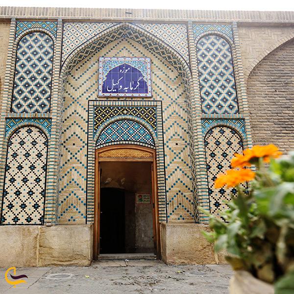 تصویر حمام وکیل شیراز