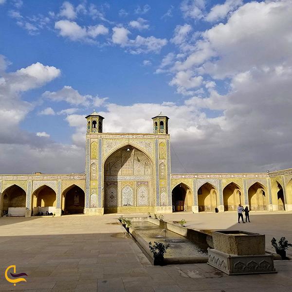 تصویر مسجد وکیل شیراز
