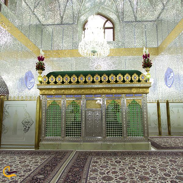 زیارت امامزاده حسین بن موسی طبس