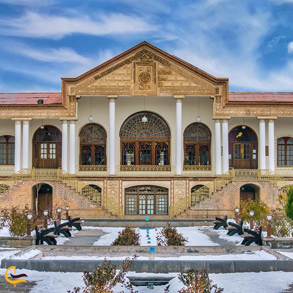 موزه ی قاجار تبریز
