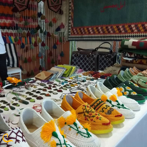 بازار صنایع دستی قزوین