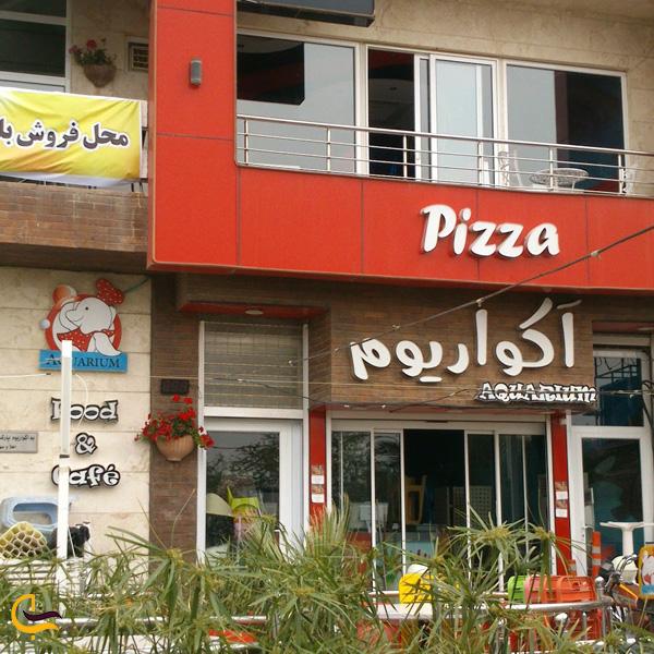 تصویری از رستوران اکواریوم خرمشهر