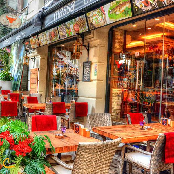 تصویری از رستوران ترکیه