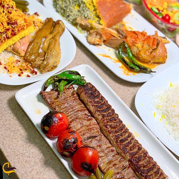 تصویری از غذای رستوران شرف الاسلامی بازار تهران