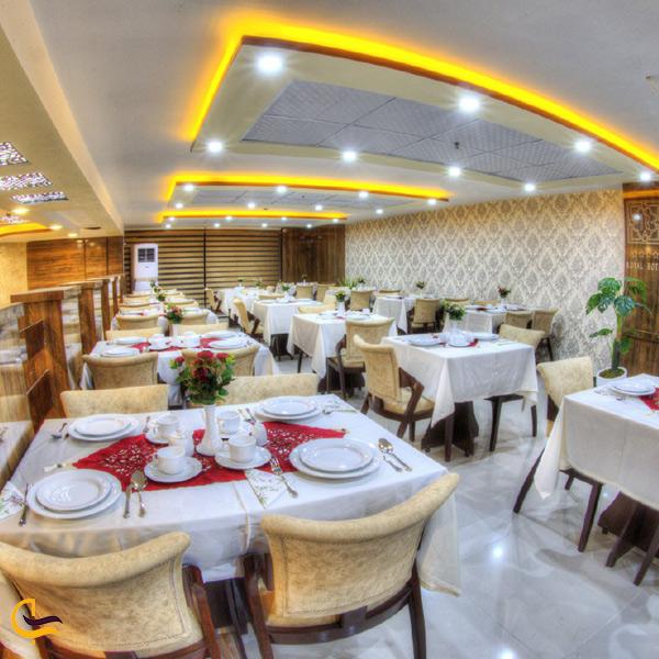 تصویری ازرستوران هتل اروند خرمشهر