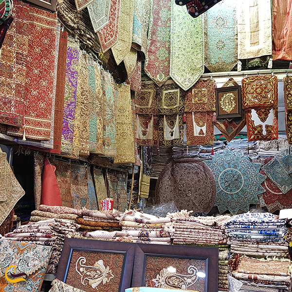 ترمه فروشان بازار وکیل شیراز