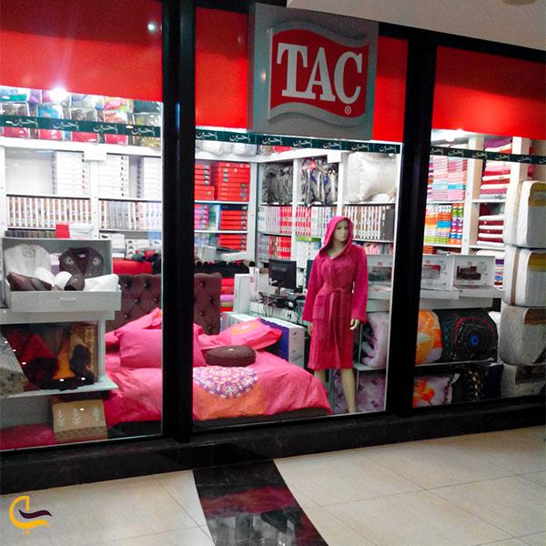 نمایی از فروشگاه کالای خواب