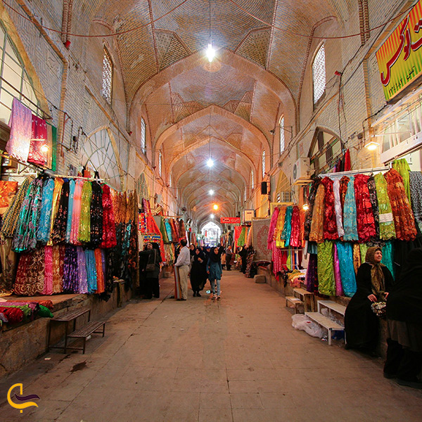 راسته جنوبی بازار وکیل شیراز