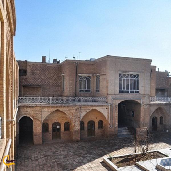 تصویری از مدرسه علمیه سلطان العلما کاشمر