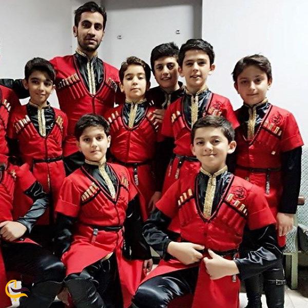 لباس محلی مردانه تبریز