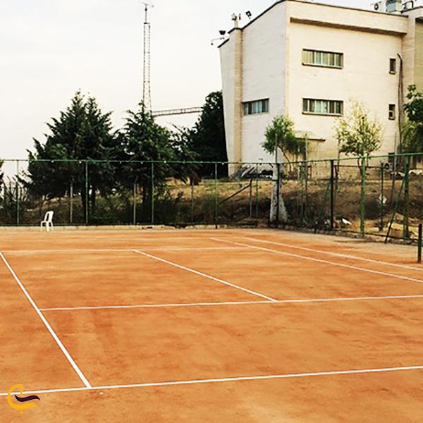 تصویری از آکادمی تنیس توچال