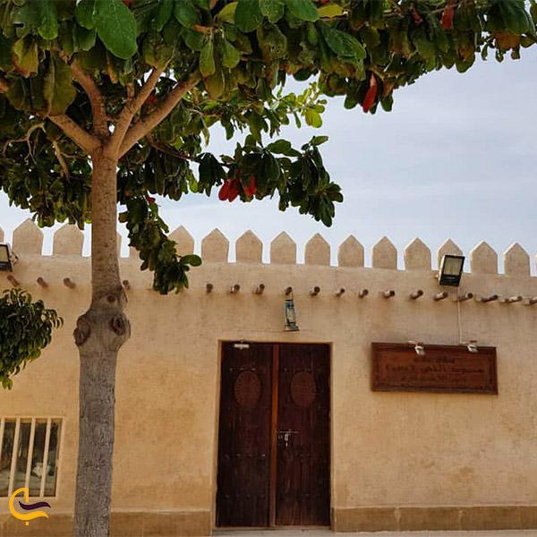 نمایی از خانه های کاه گلی روستای کهن باغو