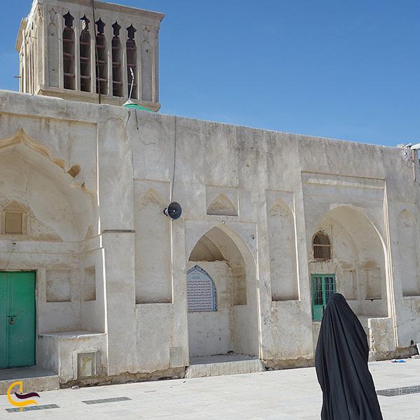 گورستان قدیمی مسجد جامع بردستان