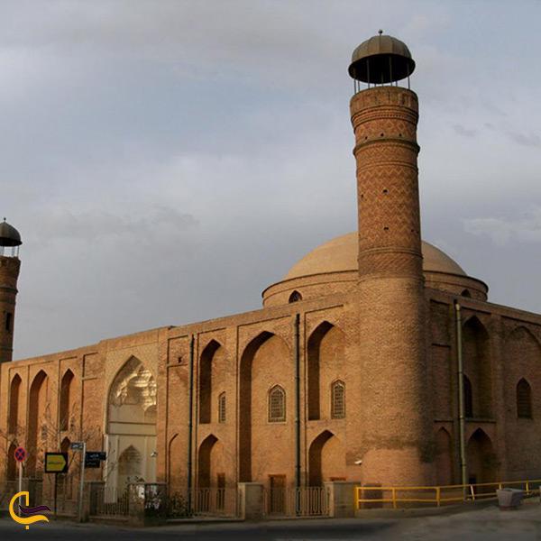 مسجد ثقه الاسلام تبریز