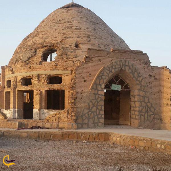 تصویری از مسجد ولیعصر خرمشهر