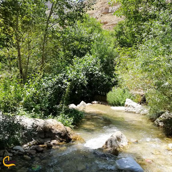 نمایی از روستای اخلمد مشهد