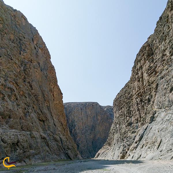 نمایی از روستای اندرخ مشهد