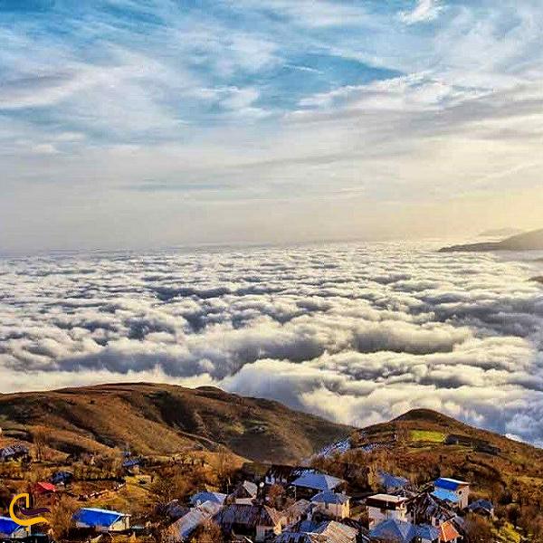 تصویری از روستای فیلبند