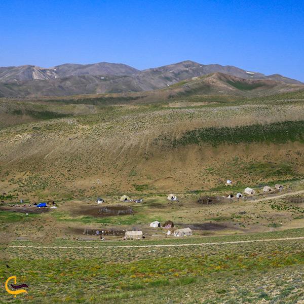 بازدید از روستای کندی